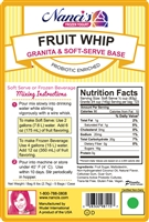 Frozen Yogurt Mix - Fruit Whip - 98115-F