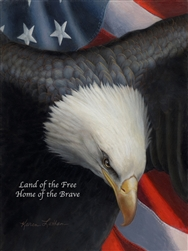 FOREVER FREE- Land of the free, home of the brave