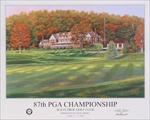 2005 Baltusrol Offical Poster