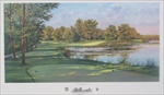 2002 Hazeltine NTL Golf Club Hole #16