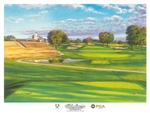 2016 Official Ryder Cup limited edition print