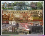 MACALESTER COLLEGE 11x14