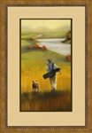 Fairway Companion II Framed