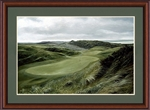 Green Hills Golf Course Framed
