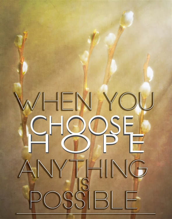Choose Hope by Hal Halli