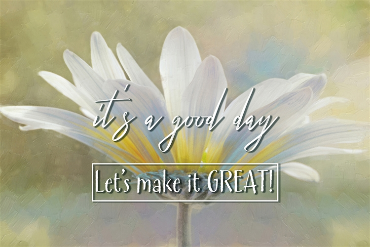 It's a Good Day by Hal Halli