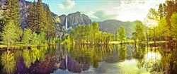 Yosemite Valley - Landscape giclee canvas by Don Schimmel