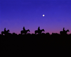 Before the Dawn giclee canvas by Don Schimmel