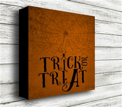 Halloween canvas