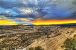 Escalante Sunset UT