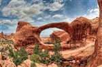 Double O Arch Forward Arches NP UT