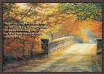 AUTUMN BRIDGE- featuring Proverbs 3: 5-6