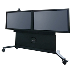 Cisco Telepresence Dual Display Cart