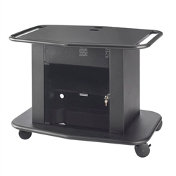 "Avteq GM-200S 32"" Single Monitor Cart"