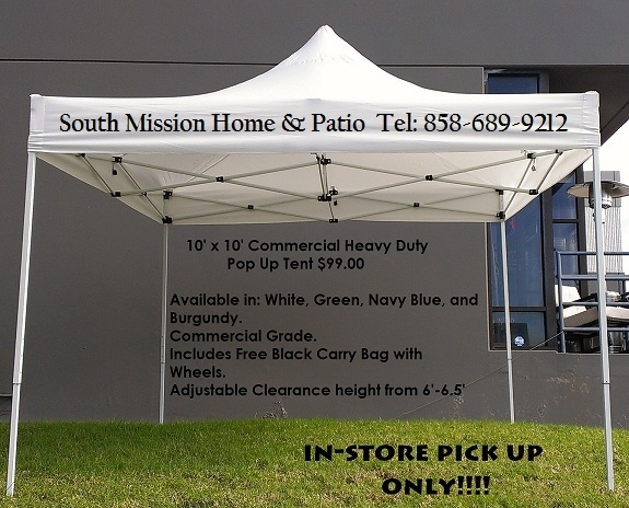 Commercial-Heavy-Duty-Grade-Pop-Up-Tent & Heavy-Duty-Grade-Pop-Up-Tent