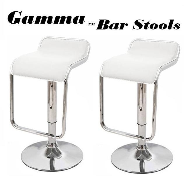 sc 1 st  South Mission & Gamma Modern Adjustable Bar Stools - Set of 2 islam-shia.org