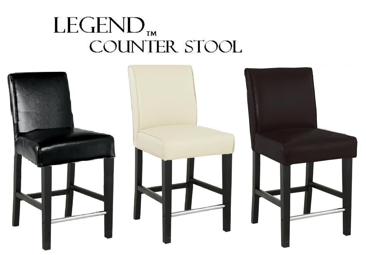 Legends Modern Parsons 24 Counter Stool