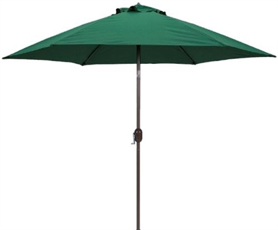 Umbrella with Auto Tilt and Olifin Fabric