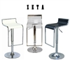 Zeta Contemporary Adjustable Bar Stool (Set of 2)