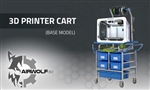 Airwolf 3D Printer Cart Base Version- TD5000
