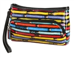 Colored Pencils Wristlet