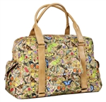 Botanical Overnight Bag
