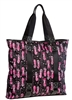 Fuchsia Golf Day Tote