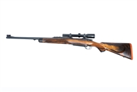 John Bolliger Bolt Acton Rifle .416 Rigby
