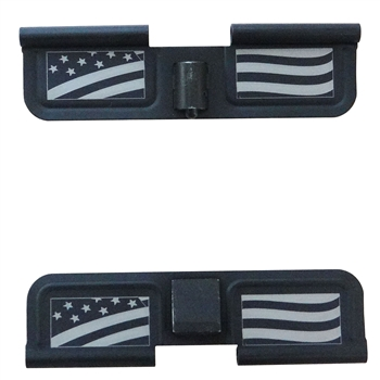 Large USA Flag  Ejection port  cover