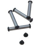 "4 pack Stainless anti walk .154"" pin set"