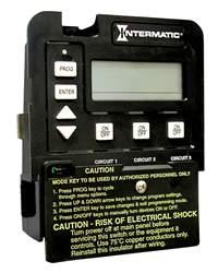 Intermatic 3 Circuit Electronic Timer P1353me