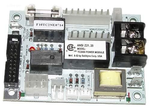 Jandy Power Control Board R0366800