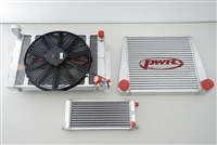 Promaz Street/Strip Cooling kit - RX-4