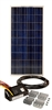 150 Watt RV Solar Panel Kit with 25 Amp Controller