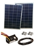 Sunbee 180 Watt RV Solar Panel Kit with 25 Amp Controller
