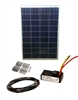 Sunbee 90 Watt RV Solar Panel Kit with 10 Amp Controller