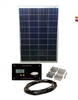 90 Watt RV Kit with 30 AMP Digital Charge Controller