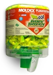 Moldex 6646 Goin Green Plugstation with 250 Pairs of Uncorded Disposable Earplugs, NRR 33dB