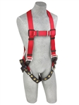 Capital Safety 1191236 Harness Tb 1D Sm Pro Red/Gray
