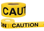 "Presco Products B3103Y16 Yellow Caution Tape 3 Mil 3"" X 1000'"