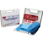 First Aid Only 213-U/FAO 14 Piece Personal Protection Kit, Plastic Case, 1 Ea.