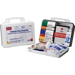 First Aid Only 220-O 25 Person Vehicle First Aid Kit, Plastic Case