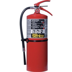 ANSUL Sentry 10lb. ABC Dry Chemical Model AA10S - 436500