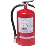 Kidde 466730 Pro Plus 15 1/2 lb Halotron I Fire Extinguisher w/ Wall Hook