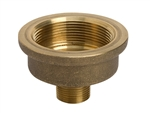 Justrite 08181 Vent Adapter, Drum, 3/4""