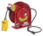 Vestil ECR-45-D Electric Cord Reel-Double Receptacle