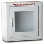 Modern Metal Products 180SM Surface Mounted Defibrillator AED Cabinet