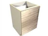 1 door sink base cabinet