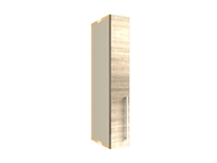 1 door SLIM wall cabinet