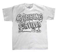 Camping Survivor T-Shirt